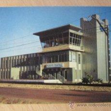 Postales: POSTAL RENFE. SERIE E-4. CENTRAL DE MANDO DE LA ESTACIÓN DE VICÁLVARO (MADRID). AÑO 1975.. Lote 33671875