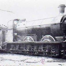 Postales: POSTAL FOTOGRÁFICA HULL & BARNSLEY RAILWAY CENTENARY AÑOS 70 SIN CIRCULAR. Lote 33693599