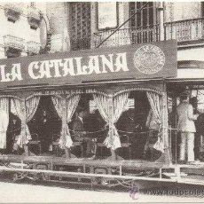 Postales: TRANVÍA DE BARCELONA, SERIE 125-132, TIPO JARDINERAS, CONSTRUIDO POR CAN GIRONA EN EL AÑO 1906.. Lote 34619113