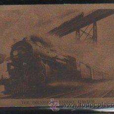 Postales: TARJETA POSTAL DE TREN THE TWENTIETH CENTURY LIMITED.. Lote 36102842