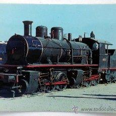 Postales: POSTAL RENFE LOCOMOTORA MALLET. Lote 37265760