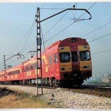 Postales: POSTAL RENFE ELECTROTREN SERIE 444. Lote 37265789