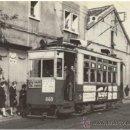 Postales: TRANVÍA DE BARCELONA Nº 868, DE LA SERIE 860 AL 889, CONSTRUÍDO POR GIRONA EN EL AÑO 1924.. Lote 37497890