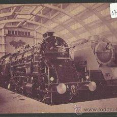Postales: LOCOMOTORA - LA PREMIERE LOCOMOTIVE DE 1835 - ED·PIM - BRUXELLES 1835- (17489). Lote 39044338