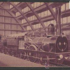Postales: TREN - LE TRAIN RENAULT - BRUXELLES 1935 - (17490). Lote 39044369