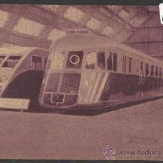 Postales: LOCOMOTORA - LA PREMIERE LOCOMOTIVE DE 1835 - ED·PIM - BRUXELLES 1935- (17490). Lote 39044390
