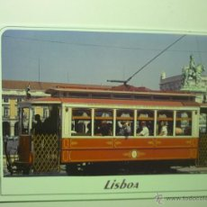 Postales: POSTAL LISBOA TRANVIA. Lote 41699990
