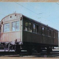 Postales: POSTAL COLECCION RENFE. SERIE R-5. COCHE SALON SERIE ZZ-620. EDITADA EN 1976.. Lote 41990255