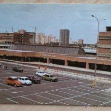 Postales: POSTAL COLECCION RENFE. SERIE E-19. ESTACIÓN DE MADRID CHAMARTÍN. EDITADA EN 1977.. Lote 41990425
