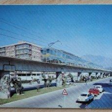 Postales: POSTAL COLECCION RENFE. SERIE E-21. GUADALMEDINA, MÁLAGA, FUENGIROLA. EDITADA EN 1978. LOS BOLICHES.. Lote 41990820