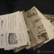 Postales: SERIE DE POSTALS COMMEMORATIVES DE LA RECONSTRUCCIO DEL TRAMVIA NUMERO 2 - 10 POSTALS - . Lote 42880965