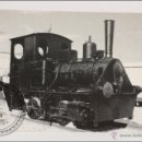 Postales: POSTAL EDITREN VAPOR EN NEGRO Nº 151 - LOCOMOTORA VAPOR 020-T. DREMSTEIN & KOPPEL. Lote 158364910