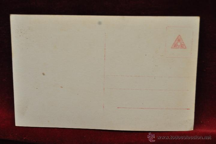 Postales: ANTIGUA POSTAL DE EPOCA (CIRCA 1905) TITULADA UN FAUNE. EDICION FRANCESA - Foto 2 - 43761359