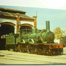 Postales: POSTAL LOCOMOTORA 220-2005 -EUROFER AMIGOS DEL FERROCARRIL VILANOVA. Lote 44296120