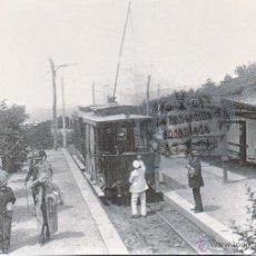 Postales: POSTAL - TRANVIA EN SAN SEBASTIAN AÑO 1910 - EUROFER Nº 4222. Lote 44921300