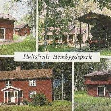 Postales: HULTFRED HEMBYGDSPARK. Lote 45799432