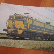 Postales: POSTAL RENFE LOCOMOTORA 269. Lote 46747928
