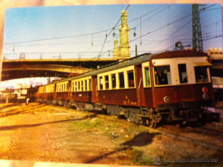 Postales: Postales de trenes en La Molina, Vilanova y Les Planes - Foto 4 - 48114410