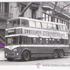 Postales: POSTAL DEL TROLEBUS DE BARCELONA- EUROFER -AMICS DEL FERROCARRILL-N.4032. Lote 48547578