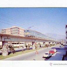 Postales: LOS BOLICHES APEA. COLECCION RENFE SERIE E-21 AÑO 1978 EXCELENTE SIN ESCRIBIR, REVERSO Y DESCRIPCION. Lote 49898816