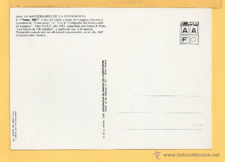 Postales: Foto parte detrás - Foto 2 - 50611519