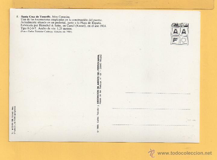 Postales: Foto parte detrás - Foto 2 - 50611577