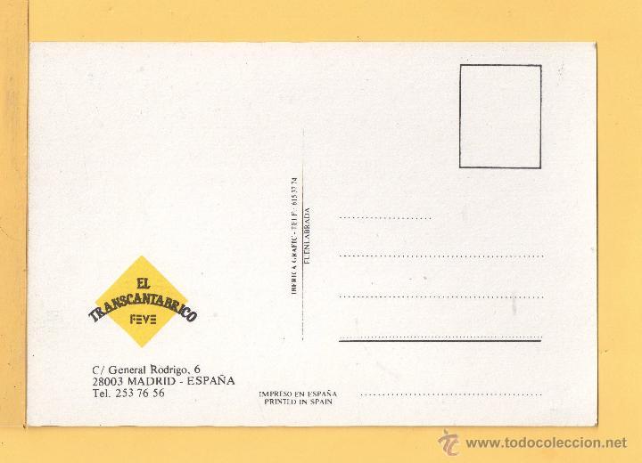 Postales: Foto parte detrás - Foto 2 - 50670010