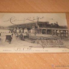 Postales: POSTAL DE BORDEAUX. Lote 51179332