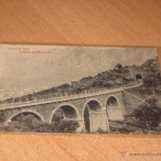 Postales: POSTAL DE MONREALS. Lote 51179365