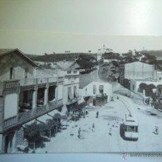 Postales: EUROFER AMICS FERROCARRIL Nº 4211 TRANVIA TIBIDABO LINEA VALLVIDRERA PLAZA VERDAGUER (BARCELONA). Lote 261913730