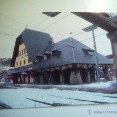 Postales: EUROFER AMICS DEL FERROCARRIL Nº 933 ESTACION DE LA MOLINA (GIRONA) FOTO AÑO 2003. Lote 52619392