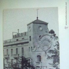 Postales: EUROFER AMICS DEL FERROCARRIL Nº 4074 TRAMVIA DE L'ARRABASSADA- INAUGURADO EN 1911. Lote 261914390