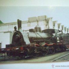 Postales: EUROFER AMICS DEL FERROCARRIL Nº 653 HUNOSA UJO (ASTURIAS) AÑO 1971. Lote 52629096