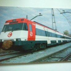 Cartes Postales: EUROFER AMICS FERROCARRIL Nº 234 U/T 446 MADRID ATOCHA (DICIEMBRE DE 1989). Lote 53010849