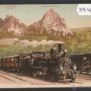 Postales: FERROCARRIL - SUIZA - (39414). Lote 53304271