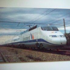 Cartes Postales: EUROFER- 150 AÑOS FFCC EN ESPAÑA- Nº 15 EUROMED LR 01-101-201 ESTACION VALENCIA (AÑO 1997). Lote 54048731