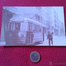Postales: POSTAL POSTCARD VER FOTO/S I CENTENARIO DEL TRANVIA EN ZARAGOZA FINAL DE LA LINEA 17 LAS FUENTES VER. Lote 54767358