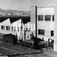 Postales: POSTAL DELS TALLERS DE SANT ANDREU DE BARCELONA. Lote 167506496