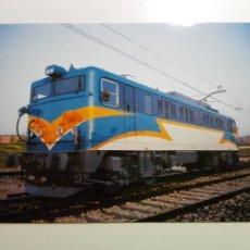 Cartes Postales: POSTAL EUROFER Nº 948 LOCOMOTORA 269-916 PINTADA COLORES PAIS DE DESTINO CHILE (AÑO 2003). Lote 58271061