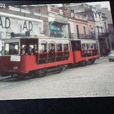 Postales: POSTAL Nº 814 TRANVIA / TRANVIES / TRAMVIES DE BARCELONA - EUROFER. Lote 63351420