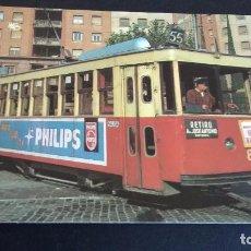 Postales: POSTAL Nº 57 TRANVIA / TRANVIES / TRAMVIES DE BARCELONA - EUROFER. Lote 65003031