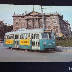 Postales: POSTAL Nº 90 TRANVIA / TRANVIES / TRAMVIES DE BARCELONA - EUROFER. Lote 65003191
