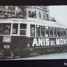 Postales: POSTAL Nº 4164 TRANVIA / TRANVIES / TRAMVIES DE BARCELONA - EUROFER . Lote 65692786