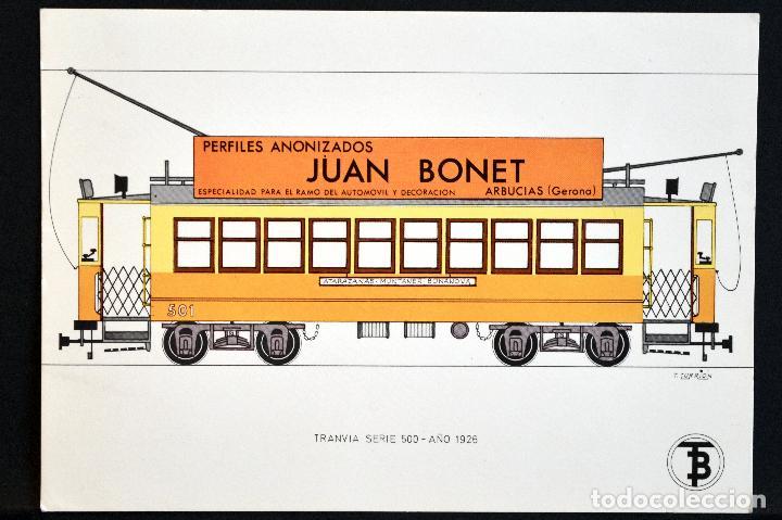 Postales: COLECCIÓN LOTE 56 POSTALES CENTENARIO DEL TRANVÍA VEHÍCULOS TRANSPORTES DE BARCELONA - Foto 66 - 73005487