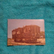 Postales: COACH SALOON D.MARIA PIA. ROYAL TRAIN . PORTUGAL. Lote 75081919