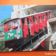 Postales: FUNICULAR DE MONTE IGUELDO 1993 - NO CIRC. EUROFER. Lote 75244439