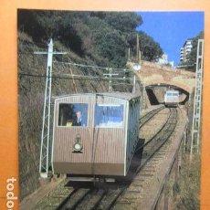 Postales: FUNICULAR DE VALLVIDRIERA 1990 - NO CIRC. EUROFER. Lote 75247839