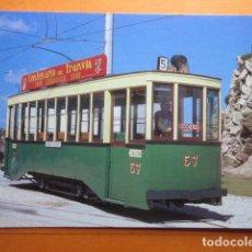 Postales: TRANVIA DE ZARAGOZA COCHE 57 1997. Lote 246468045