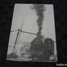 Postales: POSTAL LOCOMOTORA MUY BONITA LA DE LA FOTO VER TODOS MIS LOTES DE POSTALES. Lote 76846459