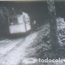 Postales: POSTAL DE TRENES. LOS TRANVIAS DE SAN SEBASTIAN. ATEGORRETA TUNEL DE HERRERA. Nº 189 P-TREN-1558. Lote 255950685